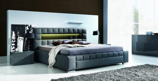Cesar - Contemporary bed