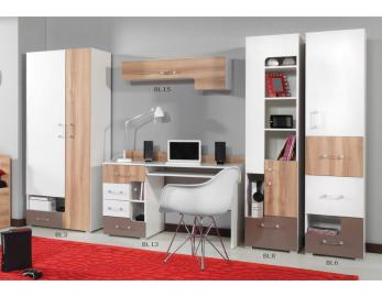 City E - kids bedroom set