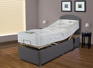 Sleepeezee Pocket Natural Adjustable Divan Set -