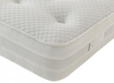 "Silentnight Classic 1200 Pocket Deluxe Mattress - Double (4'6"" x 6'3"")"
