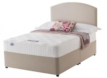"Silentnight Essentials Pocket 1000 Divan Set - Single (3' x 6'3"")"