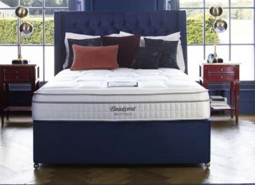 "Simmons Beautyrest Classic 1800 Lexington Mattress - Single (3' x 6'3"")"