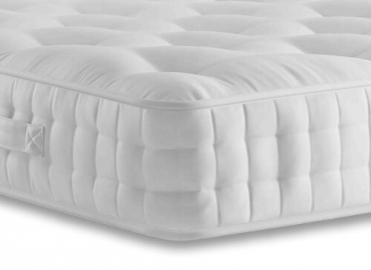 "Relyon Woolsack 1400 Pocket Mattress - Super King (6' x 6'6"")"