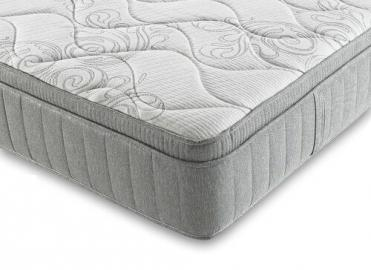 Hyder Black Gel Luxe 3000 Plush Top Mattress -