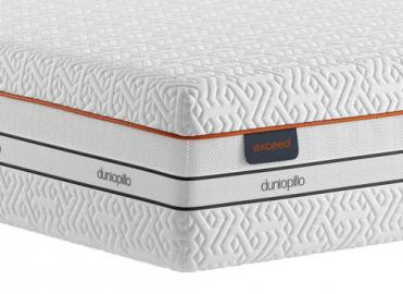 "Dunlopillo GO Exceed Mattress - Double (4'6"" x 6'3"")"