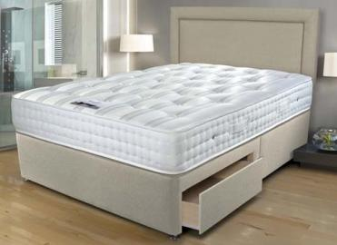 Sleepeezee Ultrafirm 1600 Pocket Divan Set -