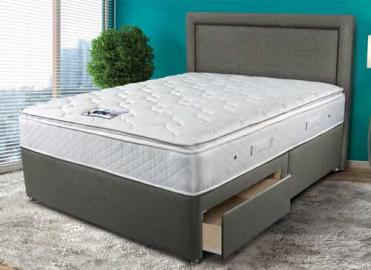 Sleepeezee Memory Comfort 1000 Pocket Divan Set -