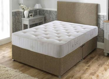 Bed Butler Pocket Royal Comfort 3000 Divan Set -