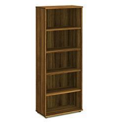 Impulse 2000 Bookcase Walnut - I000112