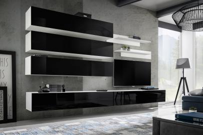 Idea J1 - living room wall unit