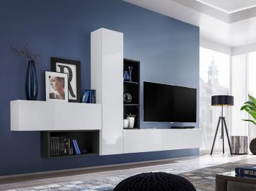 Boise IV - living room wall unit