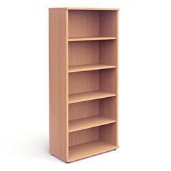 Impulse 2000 Bookcase Beech - I000052