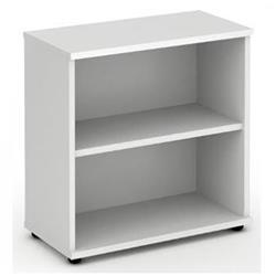 Impulse 800 Bookcase White - I000169