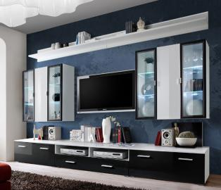 Malmo 2 - contemporary entertainment center