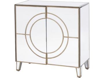Claridge Circle Link 2 Door Cabinet