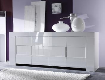 Sideboard EOS - long white dresser