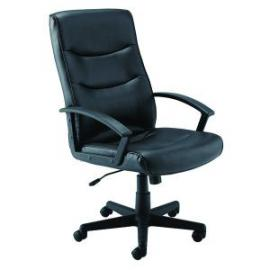 Initiative Leather Executive Armchair Black