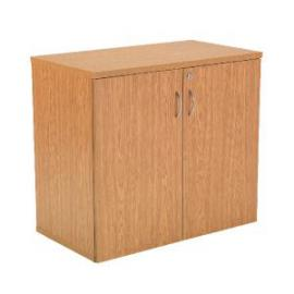 Jemini 730mm Cupboard 1 Shelf Oak KF838428
