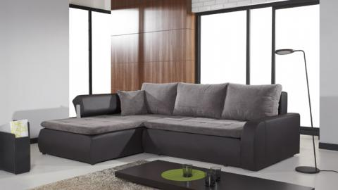 LINK - designer corner sofa