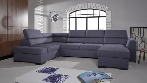 NEST I - corner sofa bed