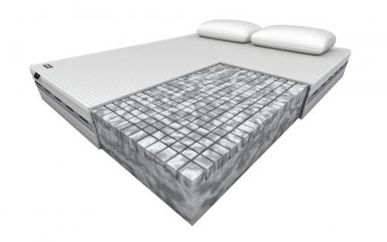 Mammoth Performance 220 Firm Medical Grade Mattress, Single
