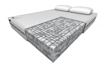 Mammoth Performance 240 Firm Mattress, Small Double