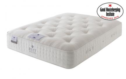 Rest Assured British Wool 2000 Pocket Medium Mattress, Single