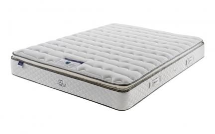 Silentnight Miracoil Pillow Top Limited Edition Mattress, Single