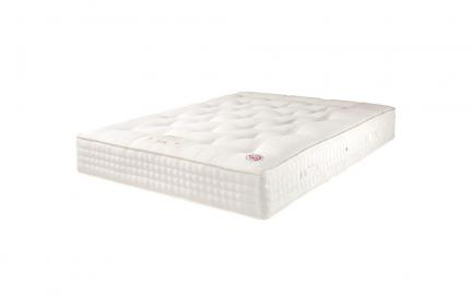 Healthbeds Ultra 2000 Pocket Natural Mattress, Single