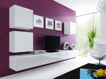 Vilado 22 - wall mounted tv unit