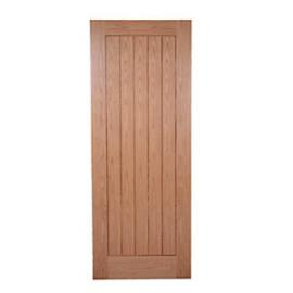 Wickes Geneva Oak Cottage Pre Finished Internal Door - 1981mm X 762mm