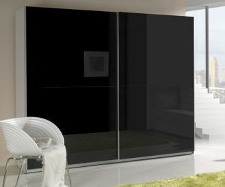 Presta Black - armoires de chambre