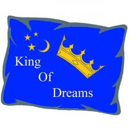 King Of Dreams King Matelas 135x190 Très Ferme Mousse à Mémoire de Forme 50 Kg/m3 - 23 cm - Orthopédique