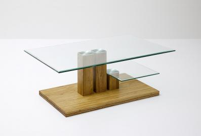Paco - table basse avec rangement