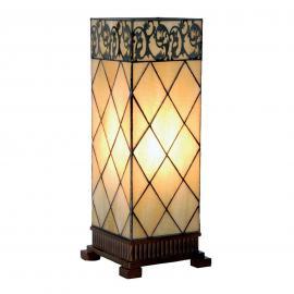 Lampe à poser Diamond style Tiffany 45 cm