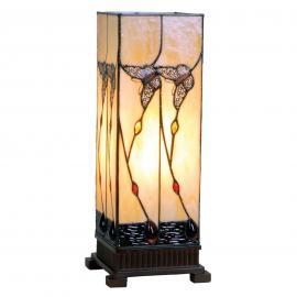 Lampe à poser ambre Amberly 45 cm