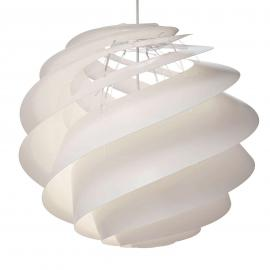 LE KLINT Swirl 3 Large - suspension blanche