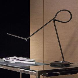 Lampe de table LED design polyvalente Compasso