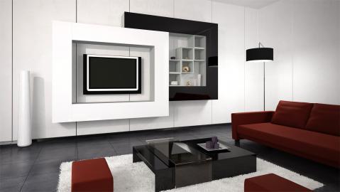 Brin 6 - ensemble meuble tv