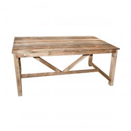 Table de jardin en bois Normand