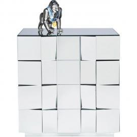 Karedesign Commode Illusion 4 Tiroirs Kare Design
