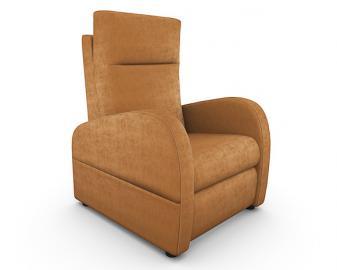 Fauteuil relaxation 2 moteurs FIDJI, Alimentation fauteuil: Filaire, Revetement faut