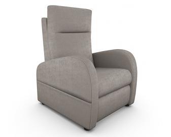 Fauteuil releveur 1 moteur FIDJI, Alimentation fauteuil: Filaire, Revetement fauteui