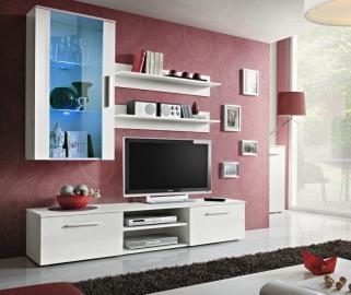 Carlisle 3 - meuble tv haut