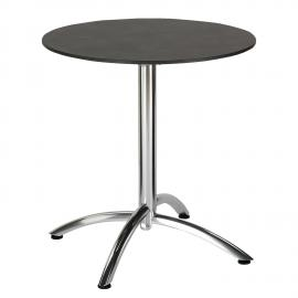 Table de jardin Firenze II - Aluminium - Gris marron, Best Freizeitmöbel