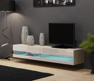 Seattle 35 - meuble tv suspendu