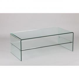 Inside 75 Table basse Cristallisa en verre