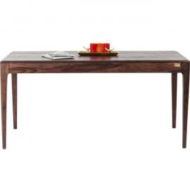 Karedesign Table Brooklyn walnut 160x80cm Kare Design