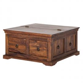 Table basse / coffre Bombay