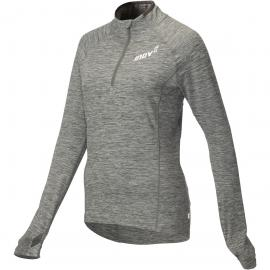 Inov-8 Damen AT/C Mid LSZ Shirt (Größe XS, Grau) | Longsleeves Funktion > Damen